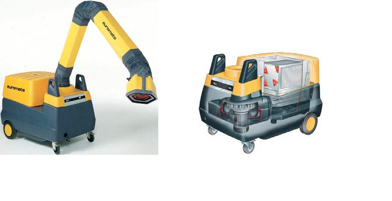 SAF-FRO Unità mobili filtranti meccaniche
